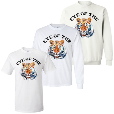 Eye Of The Tiger Graphic Shirt