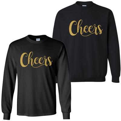 Cheers T-Shirt - Black