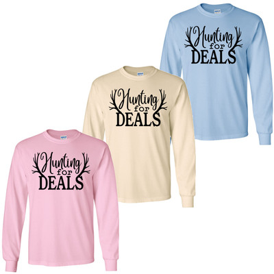 Hunting For Deals T-Shirt