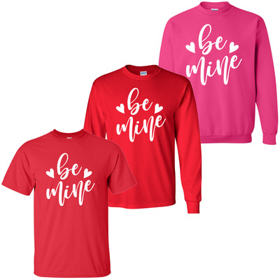 Be Mine Valentines Day Shirt