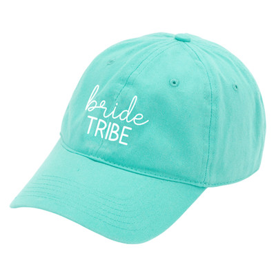 Personalized Unstructured Cap - Bride Tribe