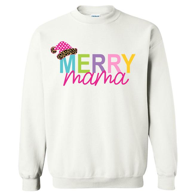 Merry Mama Graphic T-Shirt