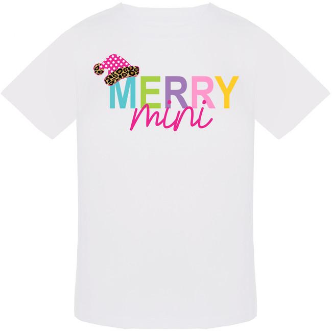 Merry Mini Graphic Shirt