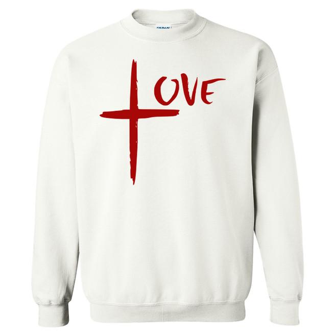 Love Cross Graphic Tee