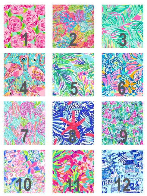 Lilly Monogram Sweatshirt - Choose Your Own Pattern