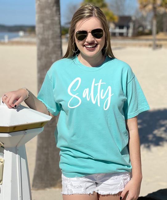 Salty Comfort Colors T-Shirt