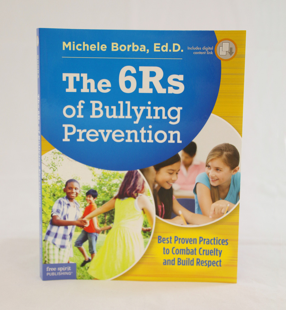 6 Rs of Bullying Prevention-Help Stop Bullying-Bullying
