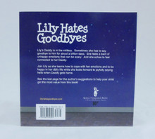 Lily Hates Goodbyes (Navy)-Deployment