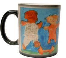 Color Changing Coffee Mug (Mitchell M )-Gift