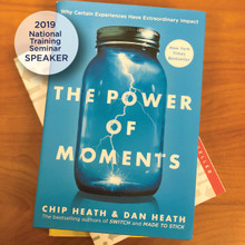 The Power of Moments - Self-help Book