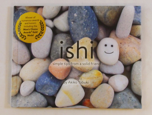Ishi is a book that shows us how to turn a bad day into a good one, and how to make the impossible feel possible. Share Ishi with your friends!