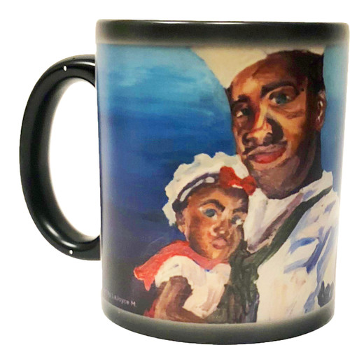 Color Changing Coffee Mug (LaJoyce)-Gift