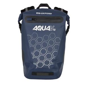 Oxford Aqua V 12 Backpack Navy BLue