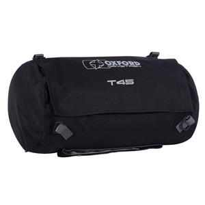 Oxford OL313 T45 Travel Motorcycle Roll Bag Black