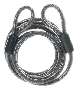 Mammoth X-Line 1.8m Lock Extender Cable With End-Loops