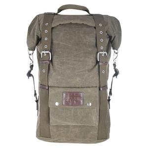 Oxford Heritage Water Resistant 30L Backpack Khaki