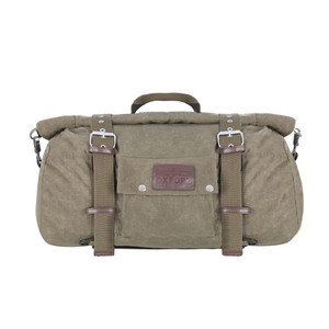Oxford Heritage Roll Bag Khaki 30L