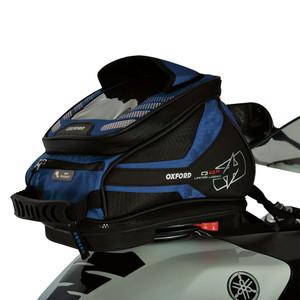 Oxford Q4R Tank Bag Quick Release 4L Blue