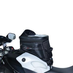 Oxford S20R Adventure Motorcycle Tank Bag 20L Strap On Black
