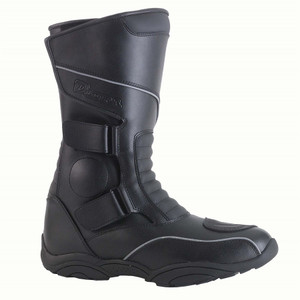 Diora Diablo Waterproof Urban Commuter Boot Black