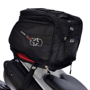 Oxford T25R Motorcycle Universal Tailpack 25-L Black