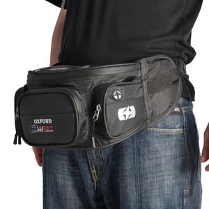 Oxford OL866 Luggage XW3 Waist Bag Black