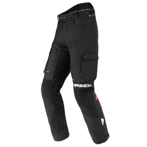 Spidi All Road Textile CE Pant Motorcycle Trousers Black