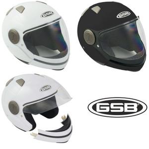 GSB G246 Adult Full Face Transformer Road Helmet