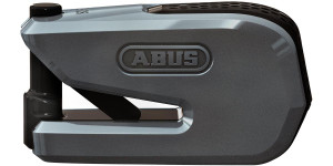 Abus Smart X Detecto 8078 Motorcycle Alarm Brake Disc Lock Grey
