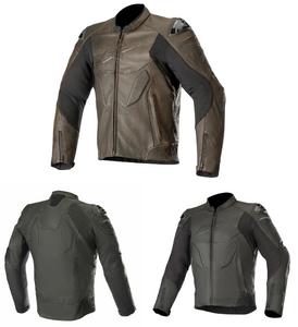 Alpinestars Caliber Leather Sports Jacket Black