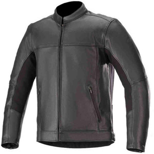 Alpinestars Topanga Urban Riding Leather Jacket New 2020