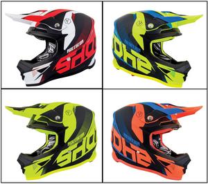 Shot Furious MX Ultimate Helmet