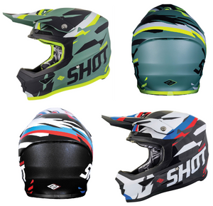 Shot Furious MX Score Helmet