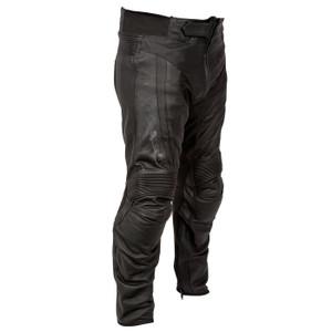 Spada Everider Ladies Leather Jeans CE Black