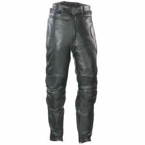 Spada Road Ladies Traditional Leather Trouser Black
