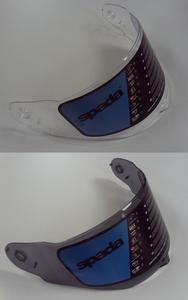 Spada Replacement Raiden Helmet Visor
