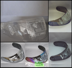 Spada Reveal Replacement Helmet Visor