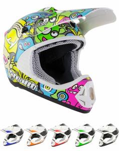 Stealth HD204 GP Replica Kids MX Motocross Helmet
