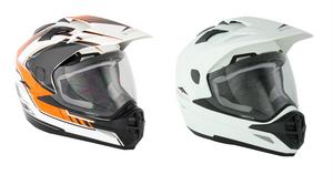 Stealth HD009 Adventure Adult Dual Sport Full Face Helmet