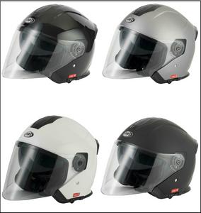 Vcan V586 Jet Style Open Face Helmet
