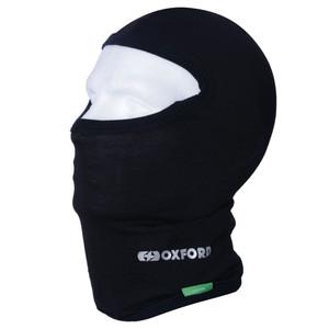 Oxford Comfortable Balaclava Cotton Black