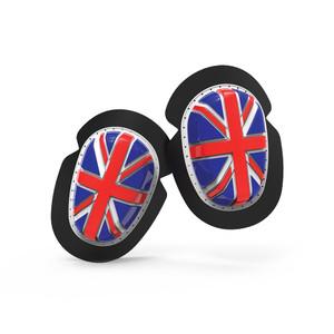 Oxford Knee Sliders Union Jack Hard Wearing
