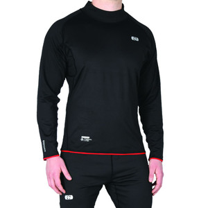 Oxford Motorcycle Warm Dry Fast Drying High Neck Base Layers Top