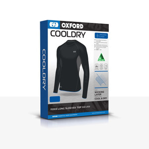 Oxford Comfortable Fast Wicking Layer Cool Dry Top