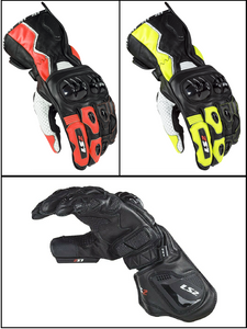 LS2 Swift Sports & Racing Leather Gloves