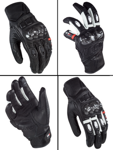 LS2 Spark Man Sports & Racing Leather Gloves