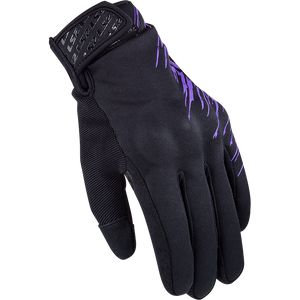LS2 Jet Lady Waterproof Textile Touring Gloves