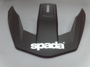 Spada Storm Helmet Replacement Peak