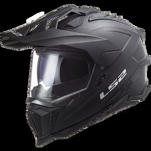 LS2 MX701 HPFC Explorer Solid MX Enduro Off Road Helmet black