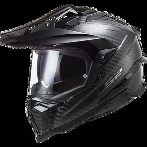 LS2 MX701 Carbon Explorer Full Face MX Enduro Off road Motorbike Helmet